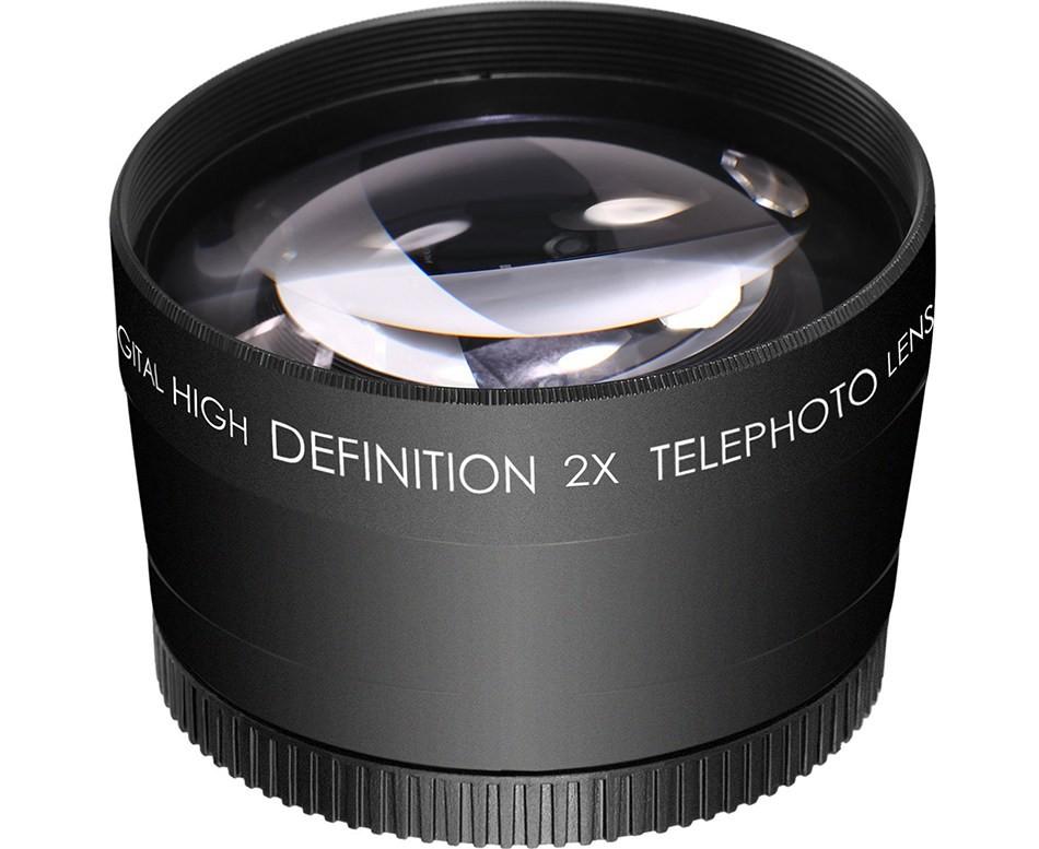 Теленасадки для объектива фотокамеры