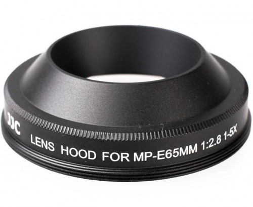 Бленда JJC LH-E65 для Canon MP-E 65mm Macro Lens (аналог MP-E65)